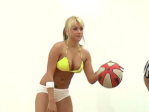 Above The Rimjob Unbelievable Jizz On Tits With Briana Blair