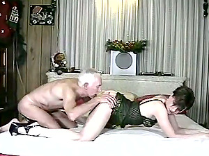 Old Fart Fucking Eating And Fucking Teenagers Raw Trimmed Cunt