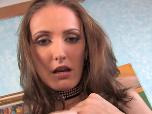 Gorgeous Hailey is here for an interracial rectal fuck-a-thon