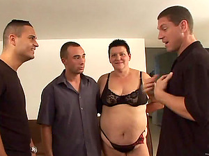 Big, Beautiful Woman With Massive Tits Loving A Gonzo Missionary Style Fuck