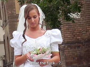 Rejected Bride Gets In A Car And Blows A Accomplish Stranger Point of view