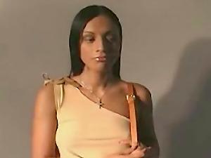 Horny Hot Butt Chick Rahda Receives A Hot Jizz shot Geyser In A Porno Casting