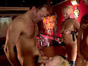 Wild Pornography Beauties Gets Pounded Doggystyle In A Xxx Group Hook-up