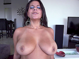 Big Booty Doll Gulps Jizm After Being Logged Xxx