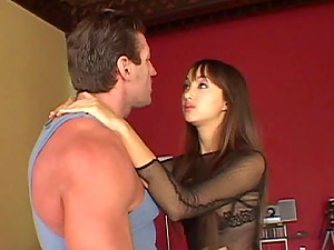 Pretty Asian damsel gives a oral pleasure and drinks a money-shot