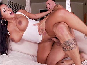 Gonzo compilation with lots of big tits superstars