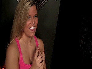 Sinful blonde confesses and blows her insane priest's dick