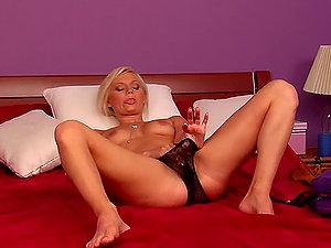 Blondie & Her Fuck stick.