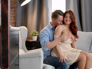 Gorgeous princess Renata Fox craves to be seduced by a hot fellow