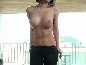Huge black cock is all Aleska Diamond wants up her butt