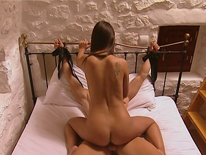 Amazing sexual experience with stunning brunette Victoria Sweet