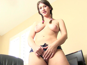 Karina White is a horny babe in need of a lover's hard boner