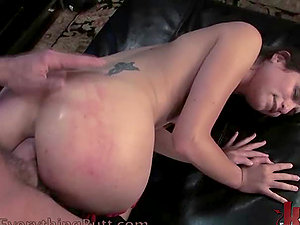 Rough and Hot Booty Domination & submission Ass fucking Featuring Indeed Hot Stunner