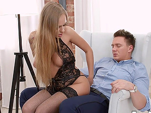 Young Katarina Muti fucked and anal