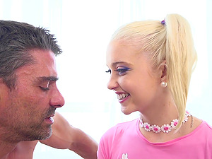 Chloe Cherry is a cutie who loves being plowed up her anal hole