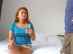 Thick Latina milf in anal sex scenario