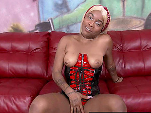 Submissive Ho Ghetto Gagged hard