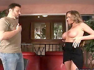 Hot Mom With Big Knockers Fucked Hard.