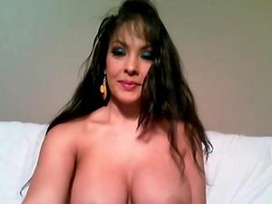 Nina Mercedes Pleasures Herself For Your Enjoyment