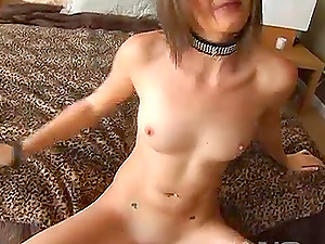 Lucky guy gets his cock sucked by Hailey Young while he moans