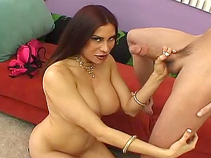 Intense one on one action with cock hungry MILF Sheila Marie