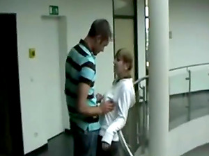 German Teen Girl fucked and get creampied