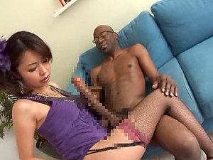 Marika Luvs Two Big Black Dicks and Love the Hard-core!