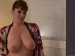 Monster Man sausage Lovemaking For A Dick Longing Mommy