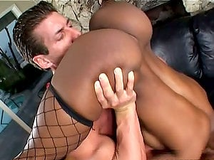 Lori Alexia the horny lady in stockings loves xxx romp