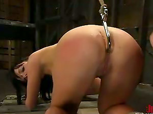 Exceptionally Hard Ass fucking Fucking for Bounded and Predominated Stunner Melissa Lauren