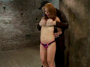 Nip Clothespins and Hookup Fucktoy to Please and Torment Japanese Yuki Mori