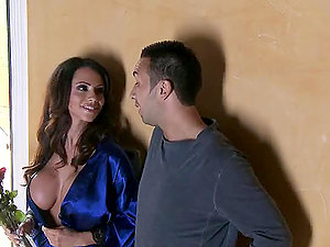 Wild Ass fucking Hook-up Completes Up With A Internal cumshot For Ariella Ferrera