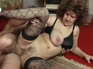 Some xxx mature doggystyle lovemaking is featured in this wild flick