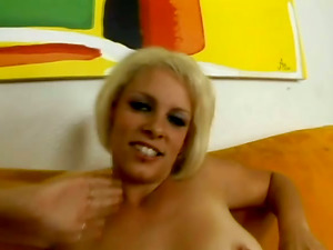 This Cougar Loves a Big Penis in her Well Used Bald Cootchie