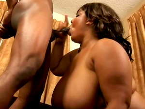 BBW Vicki Nicole Banged Doggystyle And Missionary By Horny Stud