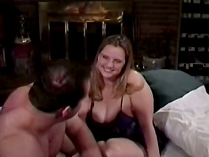 Blonde BBW Gobbled In Twat And Fucked Missionary And Cowgirl