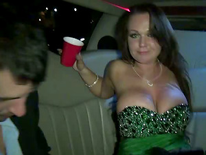 Wild chicks get fucked hard at an amazing soiree