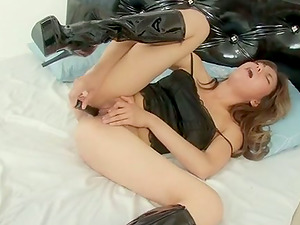 That Black Fuck stick Is Ready For That Slimy Vagina