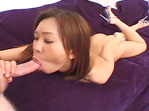 Jenny D gets all her Asian crevices fucked remarcably well
