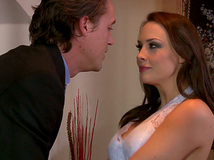 Chanel Preston is Gorgeous and gets Fucked in her Office!