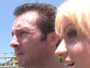 Hot and strong interracial 4 way is on the menu for this movie and they bring the anguish
