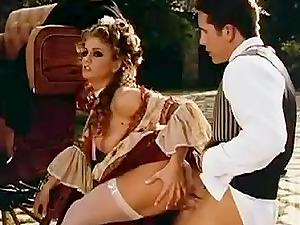 Sexy Rita Faltoyano gets balled in times of civil war