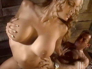This sexy duo is engaging in some wild gonzo romp and getting real messy