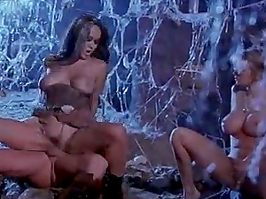 A stone age pornography with some luxury stunners