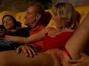 Intense Threesome With The hot Nikki Montana And Tera Bond