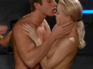 Silvia Saint and Wanda Curtis Railing a Jizz-shotgun in FFM Threesome