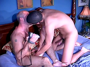 Amazing Homo Duo Romance As They Record Then Have Gonzo Lovemaking