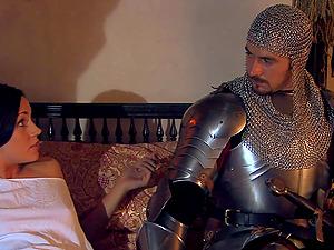 Fantasy Pornography Story of a Cutie Fucking a Knight