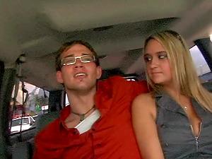 Hetero Dude Having Homo Hookup In A Van