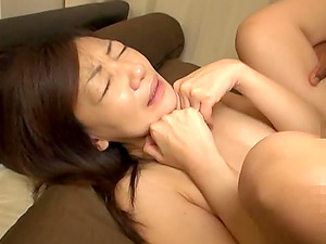 Mature Asian Whore With Natural Breasts Loves Interracial Fuck-a-thon